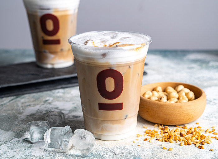 Roasted Nuts Iced Cappuccino